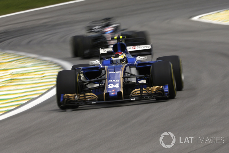14. Pascal Wehrlein, Sauber C36