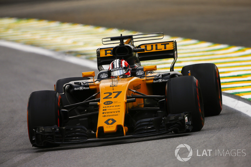 2017: Renault Sport F1 RS17