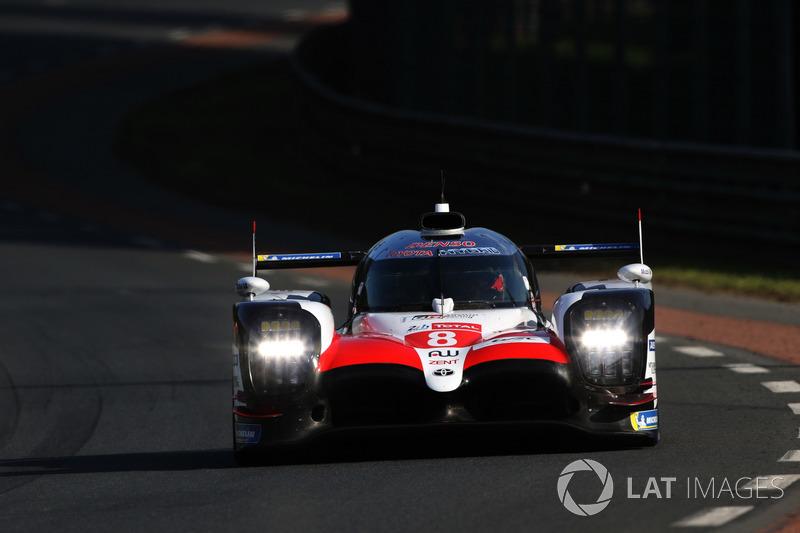 1. LMP1: #8 Toyota Gazoo Racing, Toyota TS050