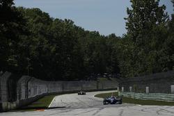 Ed Jones, Chip Ganassi Racing Honda, James Hinchcliffe, Schmidt Peterson Motorsports Honda
