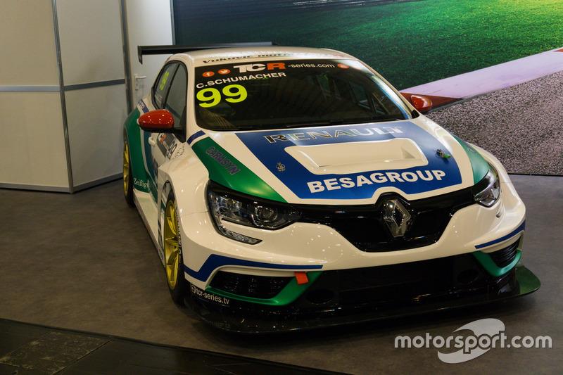 Renault Megane TCR