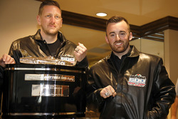 Austin Dillon, Richard Childress Racing Chevrolet Camaro, mit Justin Alexander