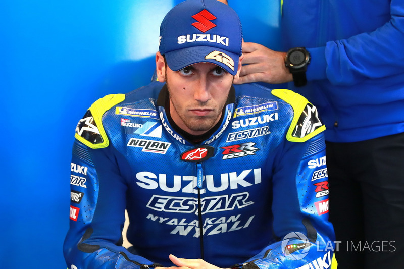 12. Алекс Рінс, Team Suzuki MotoGP - 16 очок