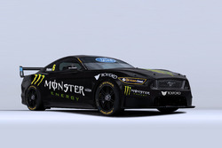 Ford Mustang livery