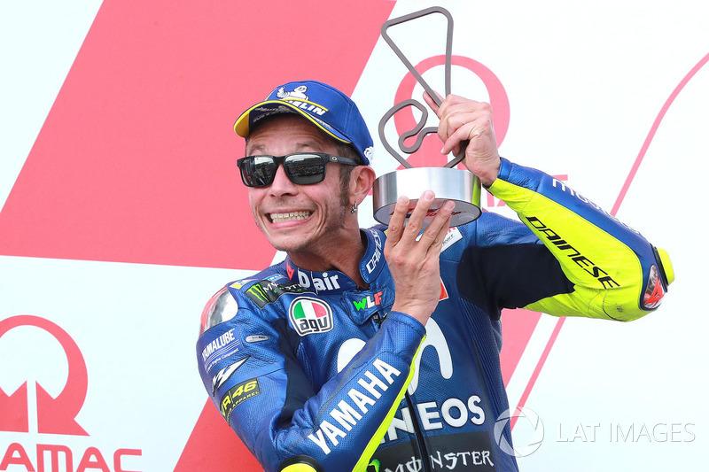 Sachsenring 2018: 2º puesto sigue siendo el mejor resultado de la temporada