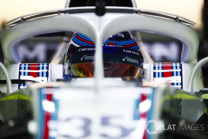 12: Sergey Sirotkin, Williams Racing, 1'13.702