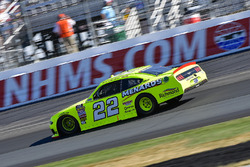 Brad Keselowski, Team Penske, Ford Mustang Menards/Richmond