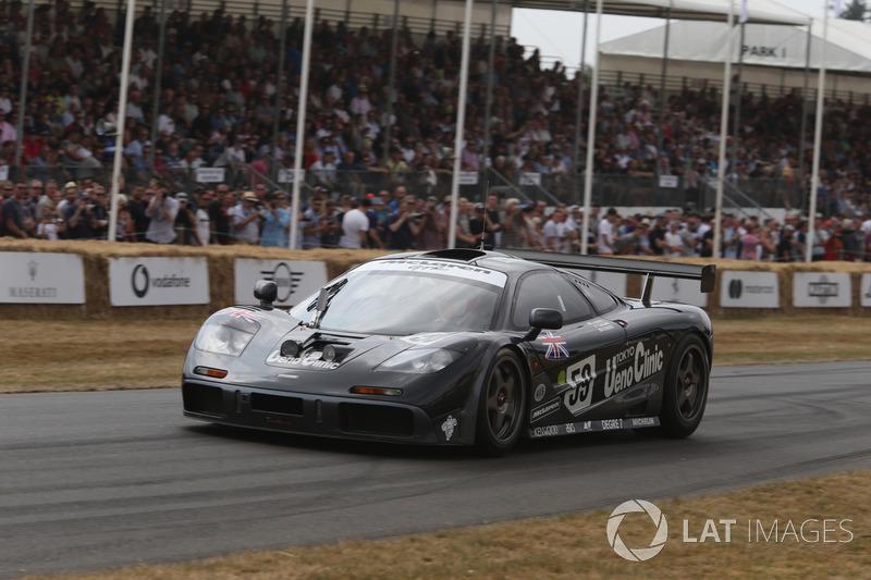 Gil de Ferran, McLaren