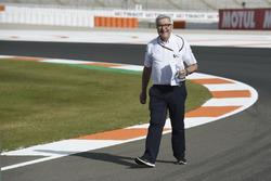 Nick Harris, the voice of MotoGP