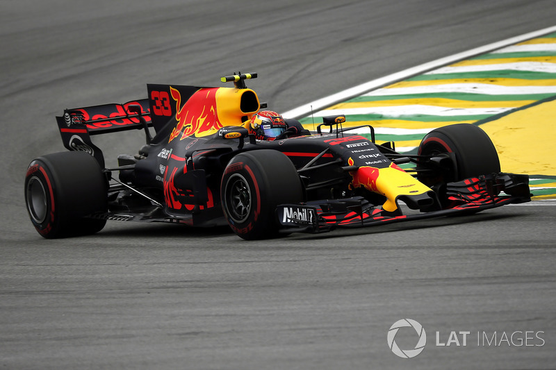 2017: Red Bull Racing RB13