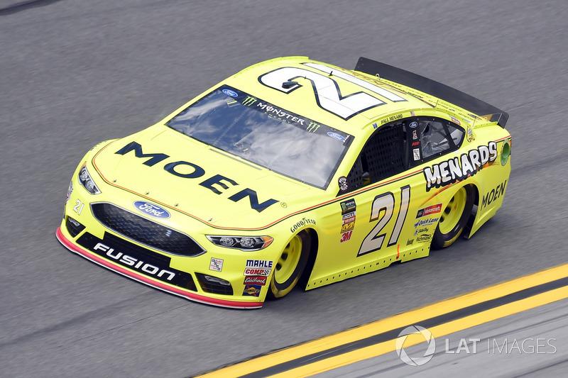 Paul Menard, Wood Brothers Racing, Ford Fusion Menards / Moen