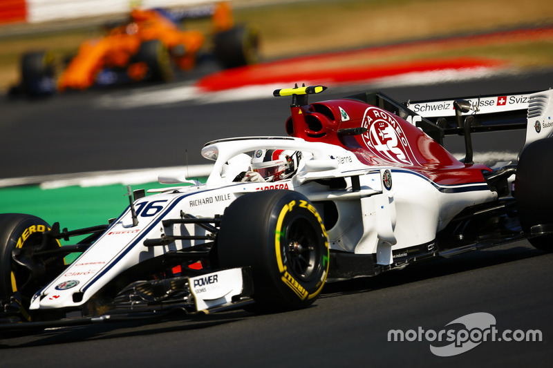 9: Charles Leclerc, Sauber C37, 1'27.879