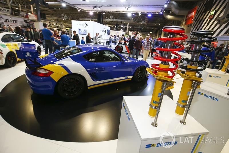 The Bilstein Stand At Autosport International Show