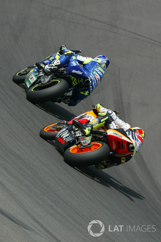 Sete Gibernau, Honda, Valentiono Rossi, Repsol Team Honda