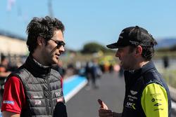 Bruno Senna, Darren Turner