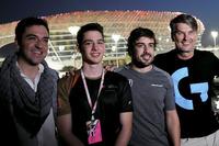 Carlos Rodriguez Santiago, Oyuncu & G2 Esports kurucusu, Fernando Alonso, McLaren ve Cem Bolukbasi, G2 Esports Oyuncusu