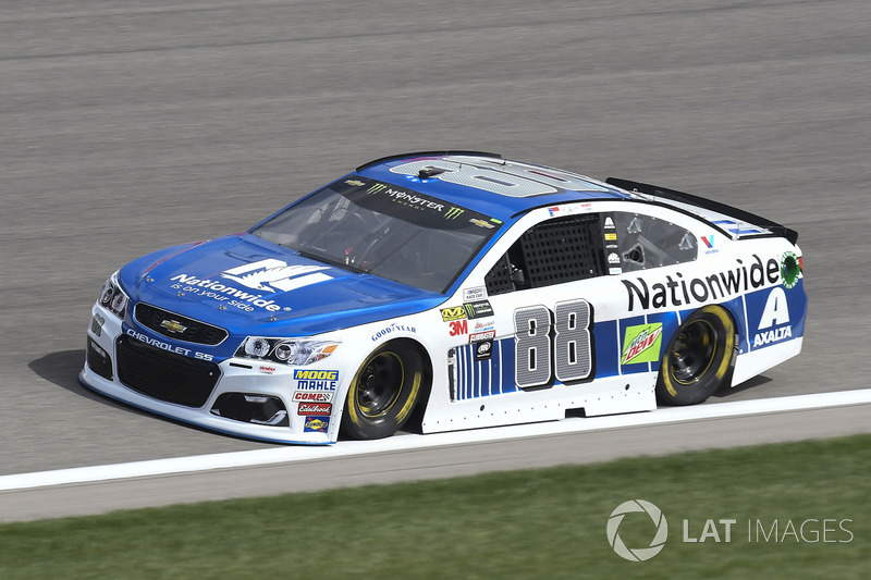#3: Nationwide Insurance von Dale Earnhardt Jr., Hendrick Motorsports