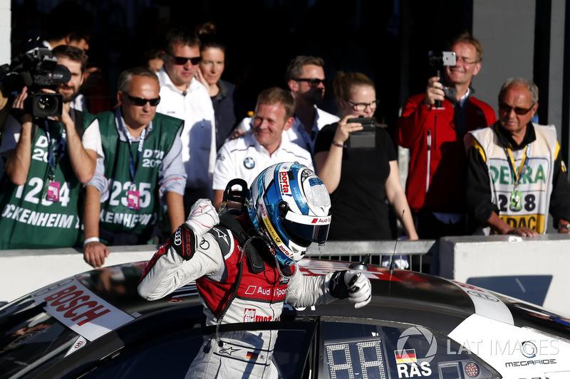 Чемпіон 2017 року Рене Раст, Audi Sport Team Rosberg, Audi RS 5 DTM