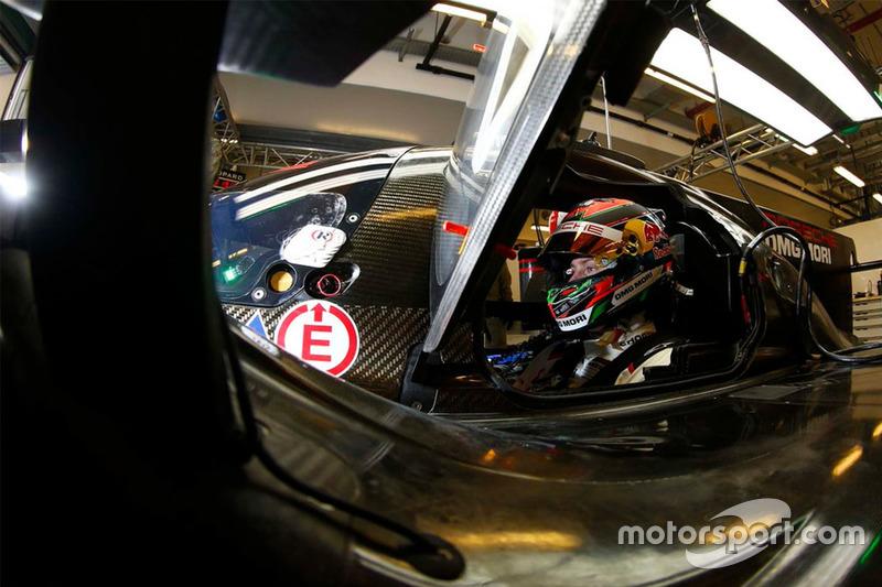 4. Brendon Hartley, Porsche Team