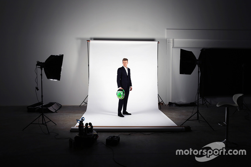 Nico Hulkenberg, Sahara Force India F1 - Apsley, Sahara Force India F1 Team Studio Shoot