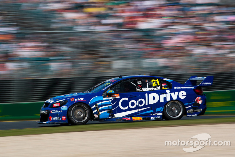 #21: Tim Blanchard, Brad Jones Racing, Holden