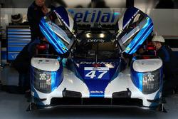 #47 Cetilar Villorba Corse, Dallara P217 - Gibson: Roberto Lacorte, Giorgio Sernagiotto, Andrea Belicchi