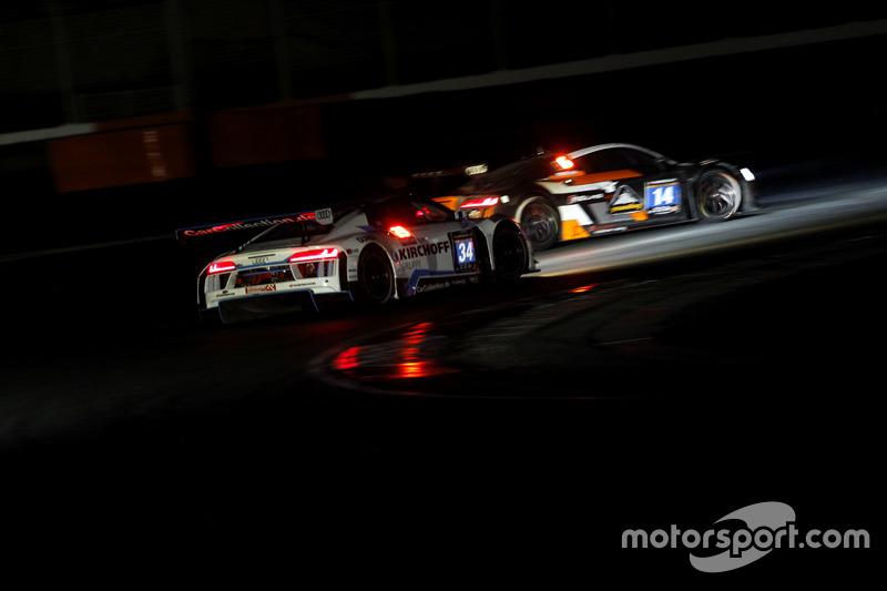 #34 Car Collection Motorsport Audi R8 LMS: Johannes Dr. Kirchhoff, Gustav Edelhoff, Max Edelhoff, Elmar Grimm, Ingo Vogler