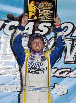 Winner Tyler Courtney