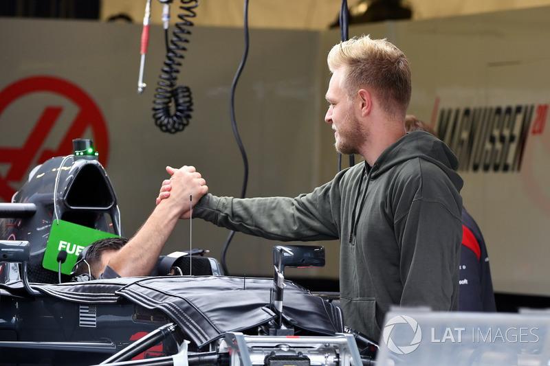 Кевін Магнуссен, Haas F1 Team