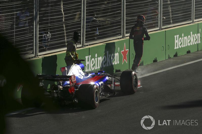 19. Даниил Квят, Scuderia Toro Rosso