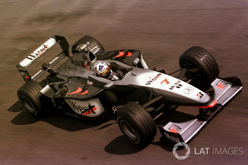1998: McLaren MP4/13 Mercedes (девять побед, титул в КК)