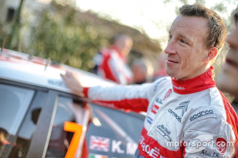 Kris Meeke, Citroën World Rally Team