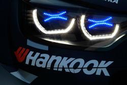 Detalle delantero del BMW M4 DTM