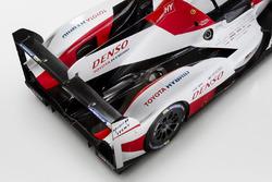 2017 Toyota TS050 Hybrid detail