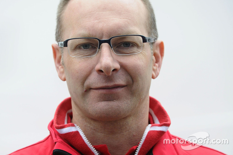 Davide Borghesi, Mahindra Racing Head Design and Development