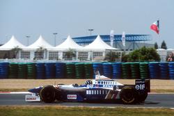 Damon Hill, Williams FW17 Renault