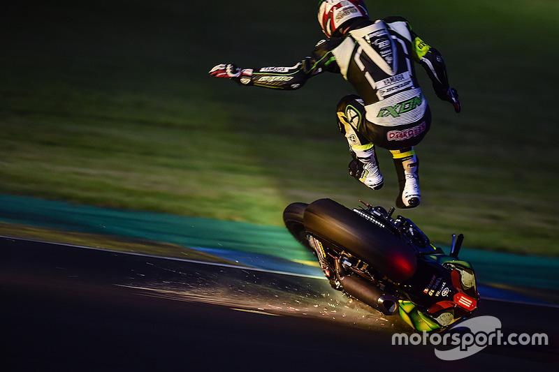 EWC, Le Mans 2017: Maxime Diard, TMC 35, Yamaha YZF-R1