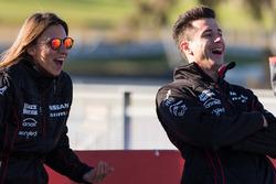 Simona de Silvestro, Nissan Motorsports, Rick Kelly, Nissan Motorsports