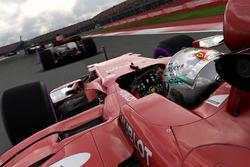 Capture d'écran de F1 2017