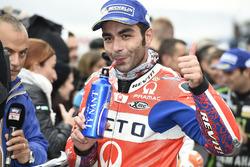 Il secondo qualificato Danilo Petrucci, Pramac Racing
