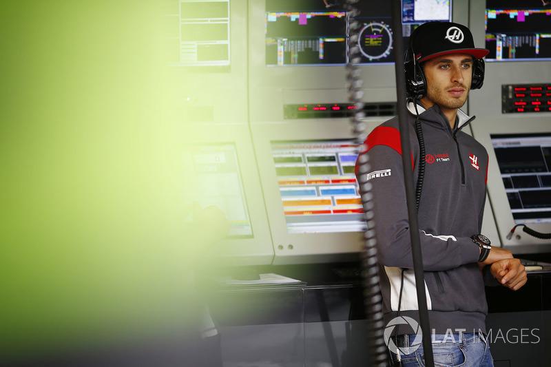 25 місце — Антоніо Джовінацці, Sauber — 0