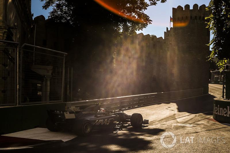 13. Kevin Magnussen, Haas