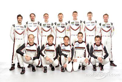 Porsche-Werksfahrer 2017