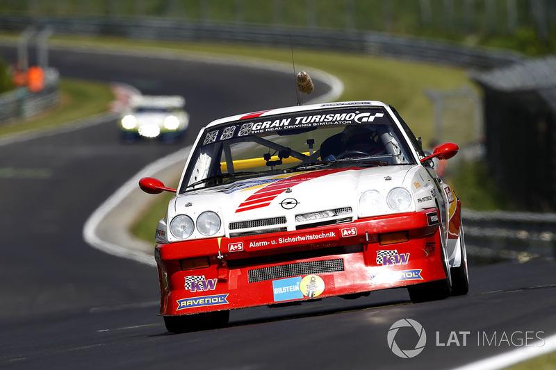 №122 Kissling Motorsport / Team Beckmann, Opel Manta