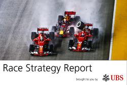 Reporte UBS del GP de Singapur