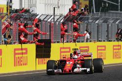 Sieger: Sebastian Vettel, Ferrari SF70-H