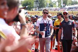 Paul di Resta, Reserve Driver, Williams F1