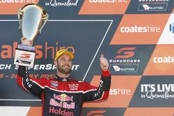 Podium: third place Shane van Gisbergen, Triple Eight Race Engineering Holden