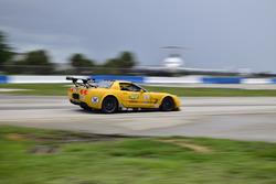 #24 MP1B Chevrolet Corvette, Juan Vento, Frank Eiroa, Meissen Racing
