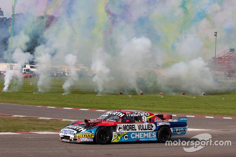 Juan Martin Trucco, Elio Craparo, Eduarco Bracco, JMT Motorsport Dodge